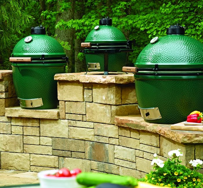 Big Green Egg Barbecues in Jackson Hole
